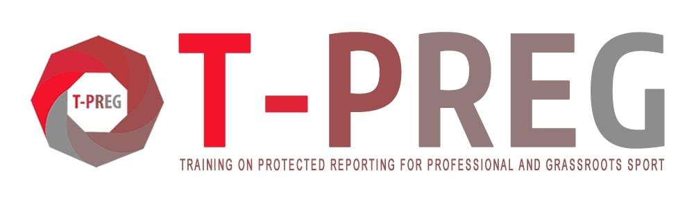 T PREG logo